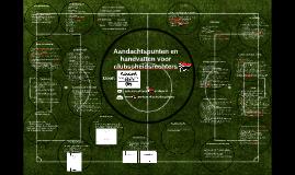 Aandachtspunten en handvaten voor clubscheidsrechters VDZ