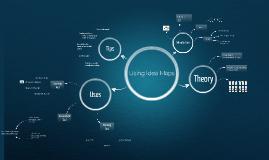 Idea Maps in Education