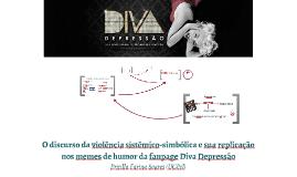 Copy of O discurso da violência sistêmico-simbólica e sua replicação