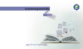 Copy of Conectores gramaticales
