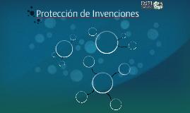 Protección de Invenciones