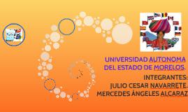 UNIVERSIDAD AUTONOMA DEL ESTADO DE MORELOS.