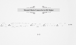 Mozart Horn Concerto in Eb Major