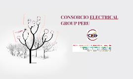 Copy of CONSORCIO ELECTRICAL GROUP PERU