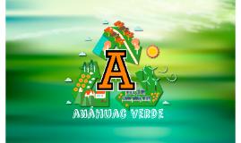 ANÁHUAC VERDE