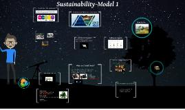 Sustainability-Model 1