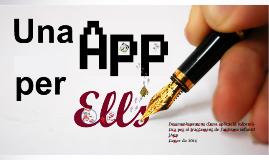 Una App per ELLS
