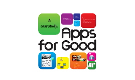 Apps for Good.. a case study of success