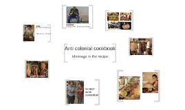 Anticolonial cookbook