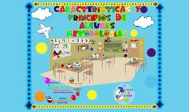 la pedagogía del ingles en el preescolar