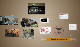 RoadShow 2015 - Mogi Guacu