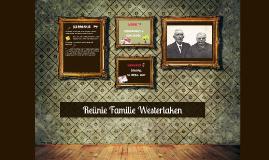 UITNODIGING: Reünie Familie Westerlaken