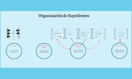 Organización de Expedientes