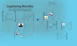Copy of Legislating Morality