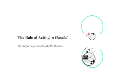 Role of Acting in Hamlet