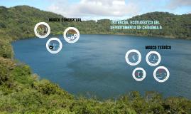 Potencial ecoturístico de Chiquimula