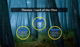 Themes : Lord of the Flies