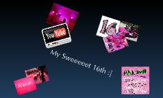 sweet 16th