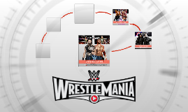 WWE Wrestlemania 31 Match Card