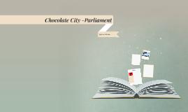 Chocolate City -Parliament