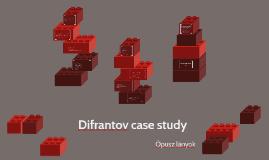 Difrantov case study