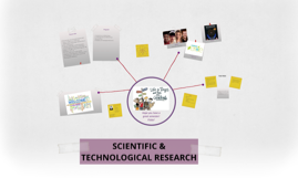 SCIENTIFIC & TECHNOLOGICAL RESEARCH
