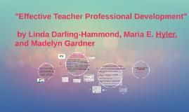 Copy of Linda Darling-Hammond, Maria E. Hyler, and Madelyn Gardner