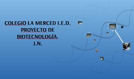 Copia de Implementaciòn de la biotecnología en la jornada noctura