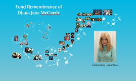 The Remembrance of Diana Jane McCurdy