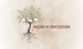 The significance of Mauna in Pratyahara