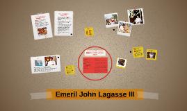 Emeril John Lagasse III