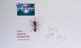 Com instal·lar Eclipse IDE