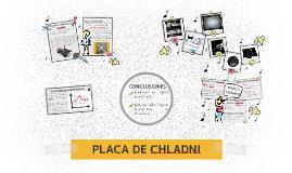 Copy of PLACA DE CHLADNI