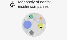 Insulin companies vs. the people