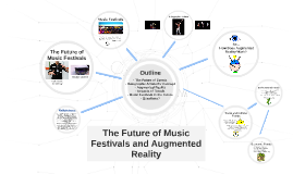 Music Festivals and Augmented Reality