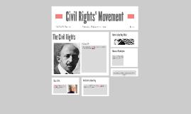 Civil Rights' Movement