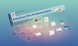 Prácticas Pre-Profesionales