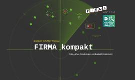 FIRMA kompakt