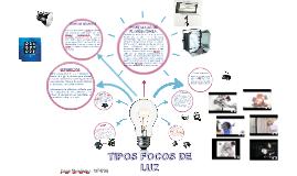 Copy of Focos de Luz para TV o Cine