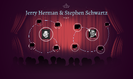 Jerry Herman and Stephen Schwartz