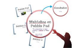 Using webfolios