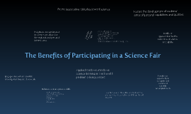 Benefits of Participating in a Science Fair