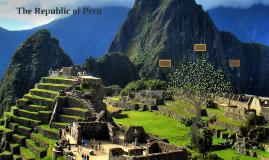 The Republic of Peru
