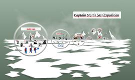 Captain Scott's last expedition