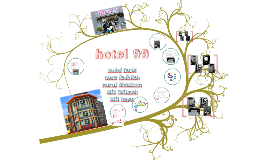 hotel 99 design & layout