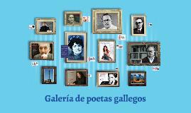 Galería de poetas gallegos