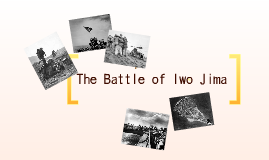 Battle Analysis: Iwo Jima