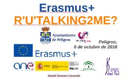 Erasmus+ Peligros 2018