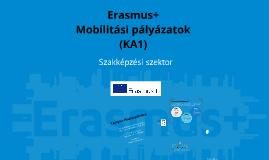 Erasmus+ szakképzés: pályázatíró szeminárium - bevezető