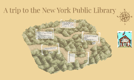 A trip to the New York Public Library